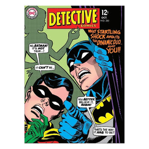 Batman & Robin Detective Comics Fridge Magnet