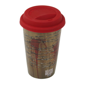 The Walking Dead Lucille Ceramic Travel Mug