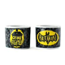 Load image into Gallery viewer, Set of 2 Batman Crime Fighter Ceramic Egg Cups
