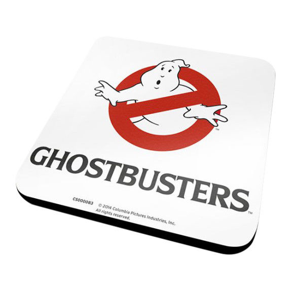 Ghostbusters Logo Coaster