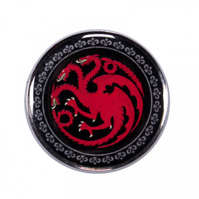 Game of Thrones Targaryen Pin Badge