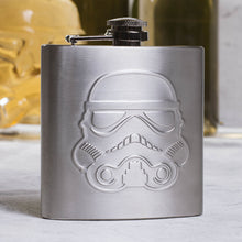 Load image into Gallery viewer, Star Wars Stormtrooper Hip Flask