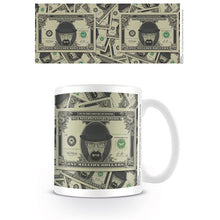 Load image into Gallery viewer, Breaking Bad Heisenberg Dollar Mug