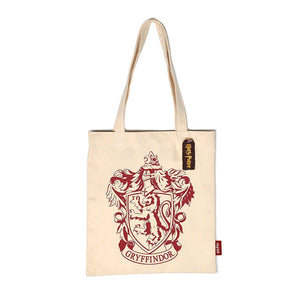 Harry Potter Gryffindor Crest Shopping Bag