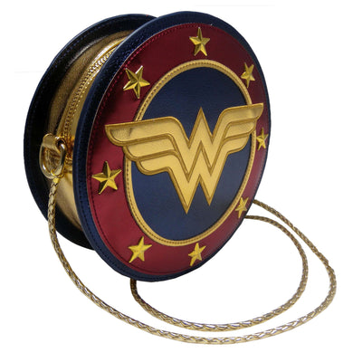 Wonder Woman Shield Shoulder Bag