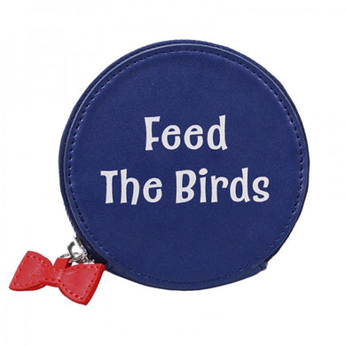 Mary Poppins Feed The Birds Coin Purse