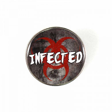 Resident Evil Infected Pin Badge