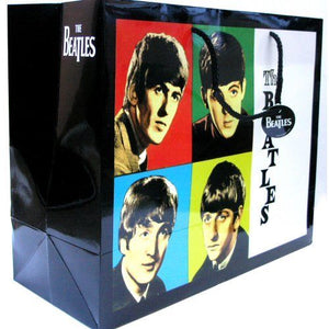The Beatles Early Years (Four Colours) Large Gift Bag