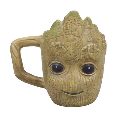 Guardians of the Galaxy Groot 3D Shaped Mug