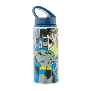 Retro Batman Water Bottle