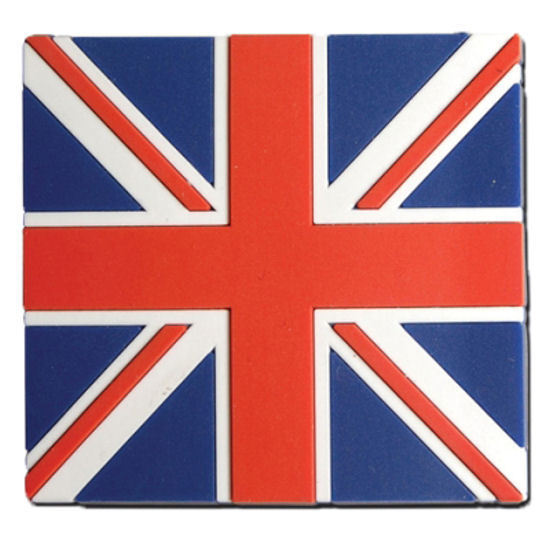Union Jack PVC Fridge Magnet