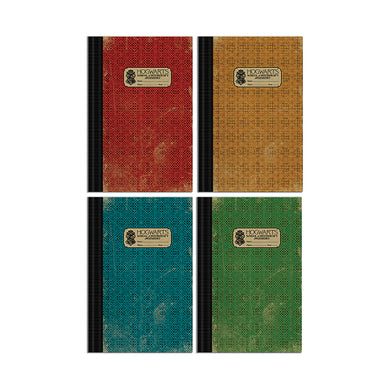 Harry Potter Set of 4 B5 Exercise Books