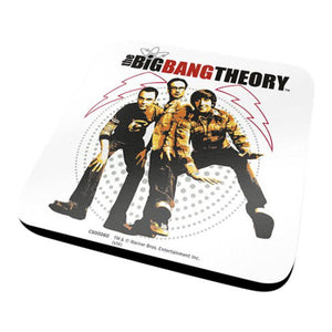 Big Bang Theory Fisheye Coaster