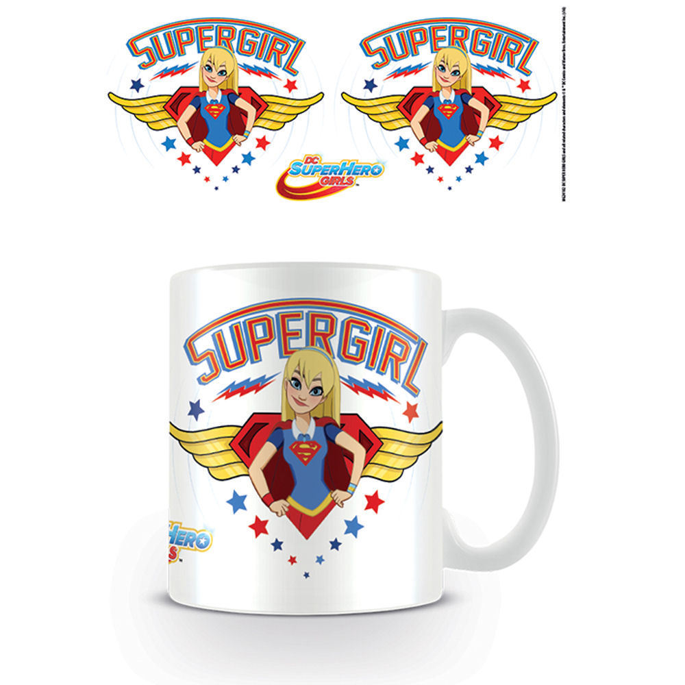DC Super Hero Girls Supergirl Mug