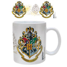 Load image into Gallery viewer, Harry Potter Hogwarts Crest Mug