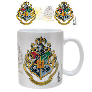 Harry Potter Hogwarts Crest Mug