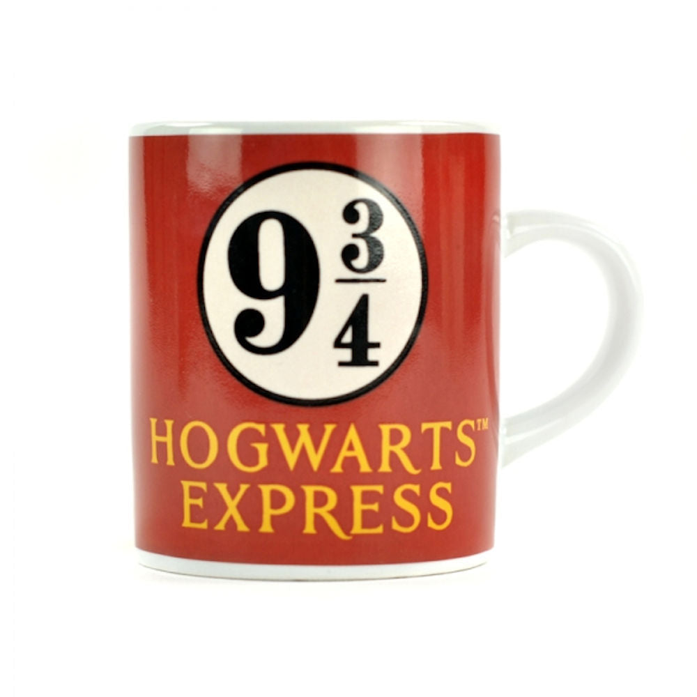 Harry Potter Platform 9 3/4 Hogwarts Express Mini Espresso Mug