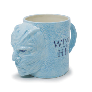Game of Thrones Night King 3D Head Shaped Giant Mug