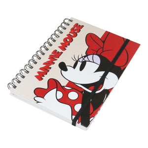 Minnie Mouse A5 Notebook