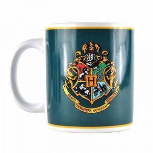 Harry Potter Hufflepuff Crest Mug