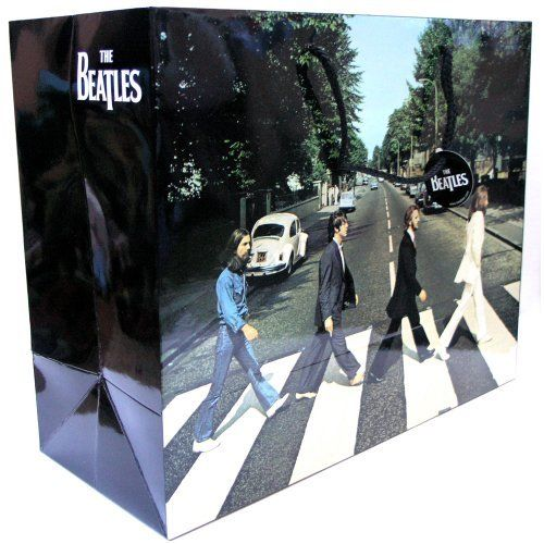 The Beatles Abbey Road Large Gift Bag