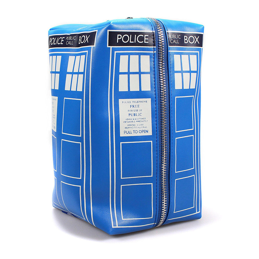 Doctor Who Tardis Wash Bag