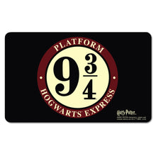 Load image into Gallery viewer, Harry Potter Platform 9 3/4 Breakfast Cutting Board