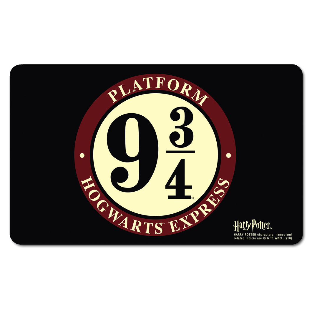 Harry Potter Platform 9 3/4 Breakfast Cutting Board