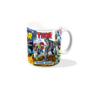 Mighty Thor Classic Covers Mug