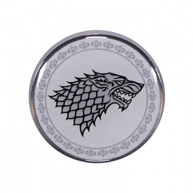 Game of Thrones Stark Pin Badge