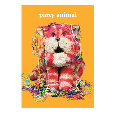 Bagpuss Party Animal Greeting Card