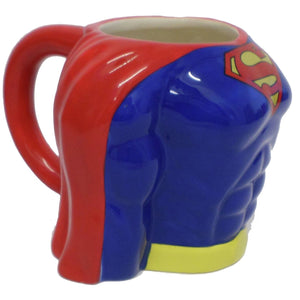 Superman 3D Torso Shaped Mug