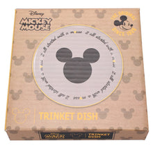 Load image into Gallery viewer, Mickey Mouse Ceramic Trinket Tray