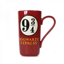 Load image into Gallery viewer, Harry Potter Hogwarts Express 9 3/4 Latte Mug