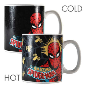 Spider-Man Heat Change Mug