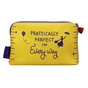 "Mary Poppins ""Practically Perfect In Every Way"" Makeup Bag"