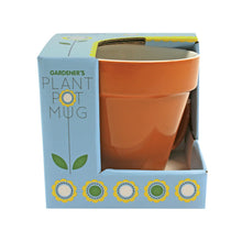Load image into Gallery viewer, Plant Pot Shaped Mug