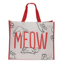 Load image into Gallery viewer, Simon's Cat Meow Shopping Bag