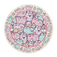Load image into Gallery viewer, Pusheen 200 Piece Jigsaw Puzzle