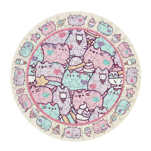 Pusheen 200 Piece Jigsaw Puzzle