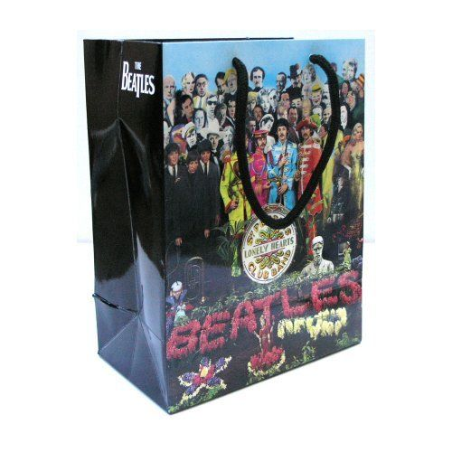 The Beatles Sgt Pepper Small Gift Bag