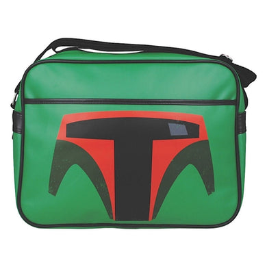 Boba Fett Helmet Shoulder Bag