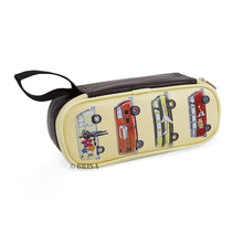 Load image into Gallery viewer, Retro Buses VW Camper Van Cosmetic/Pencil Case