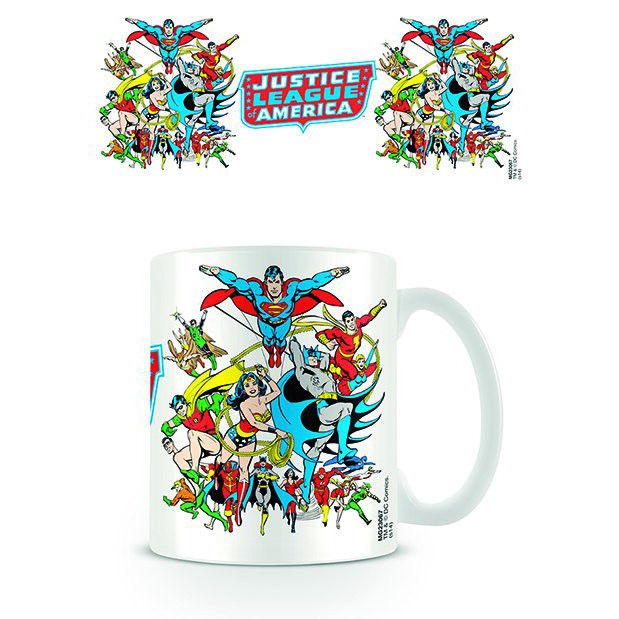 DC Comics Originals Justice League Mug