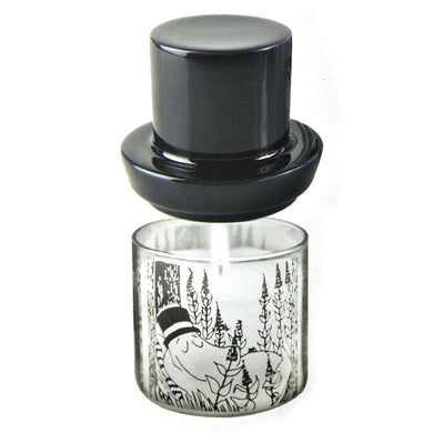 The Moomins Moominpappa Candle With Extinguisher