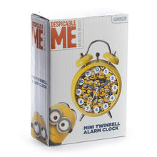 Load image into Gallery viewer, Minions Mini Alarm Clock