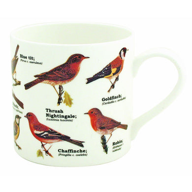 Ecologie Garden Birds Bone China Mug