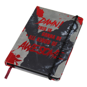 The Walking Dead Negan & Lucille A5 Premium Hardback Notebook