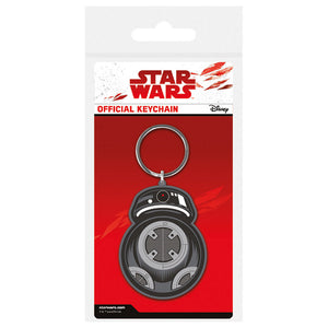 Star Wars BB-9E Black Droid PVC Keyring