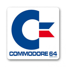 Load image into Gallery viewer, Commodore 64 Logo Coaster
